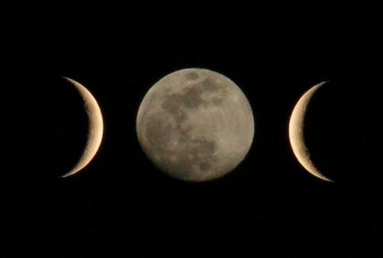 Triple Goddess... Maid Mother Crone