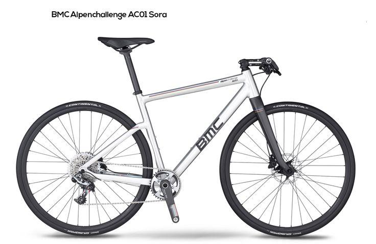 BMC Alpenchallenge AC01 Sora 2014