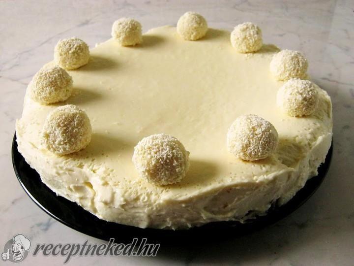 Fehércsoki torta recept   Receptneked.hu ( Korábban olcso-receptek.hu)