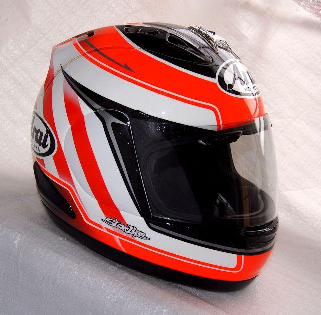 a7a7b12a ARAI RX - 7 RR 5 Nicky Hayden 3 DUCATI WSB Official Replica ...
