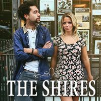 The Shires website, tour photography