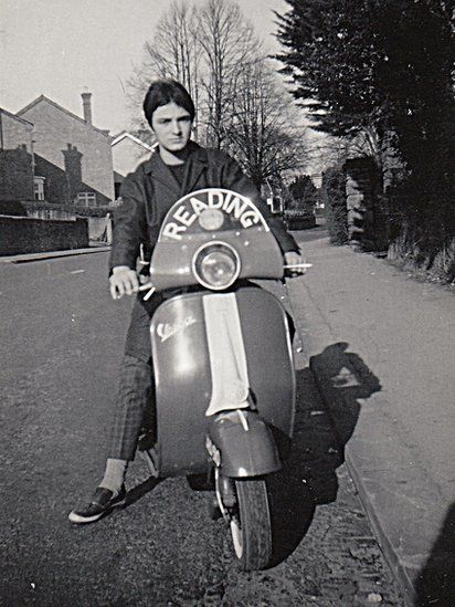 Vespa 1960s