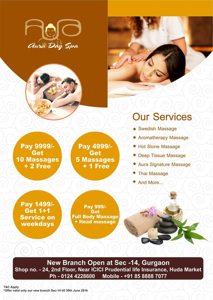Our new branch @ Sector 14,Gurgaonseveral packages provides for yourbodyrelaxationand offer valid till 30th June.