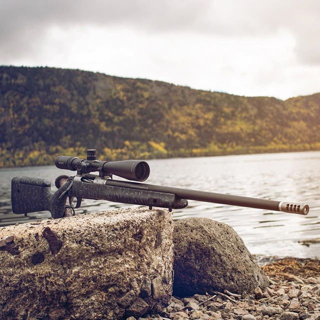 The ELR was created specifically as a dedicated long-range hunting rifle.