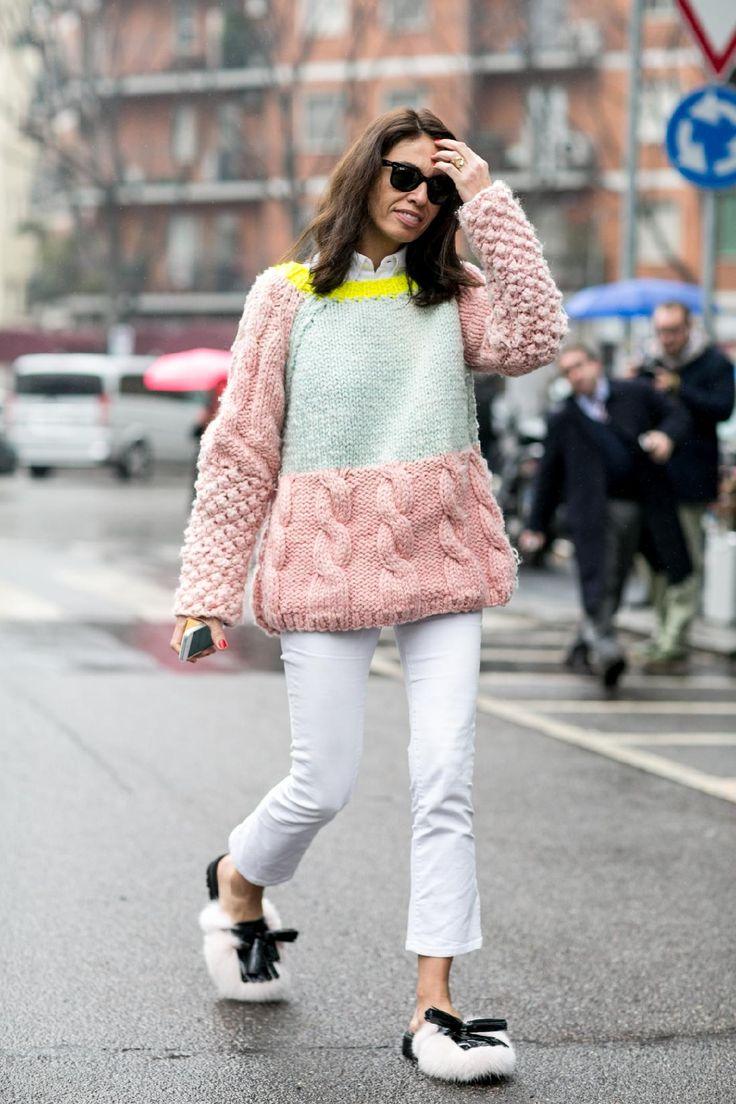 Street style: mode excentrique - ElleQuébec