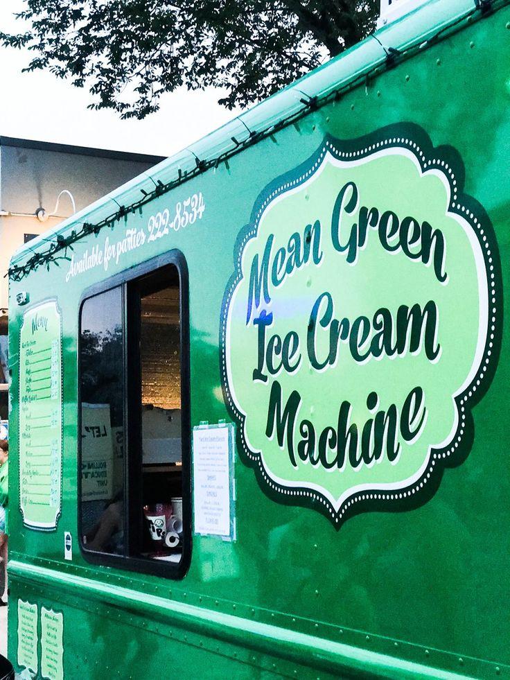 Food Trucks & Ice Cream Cones | www.carlivh.com