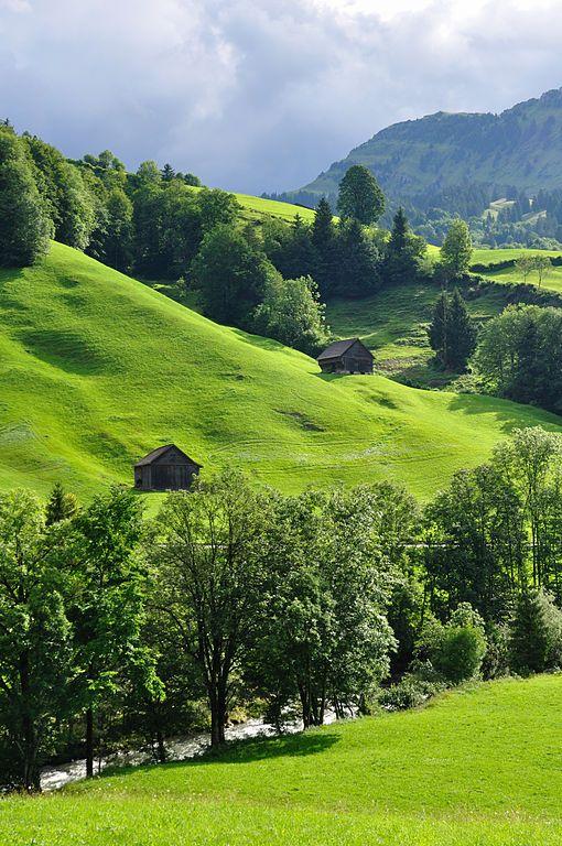 Nesslau, St. Gallen, Switzerland