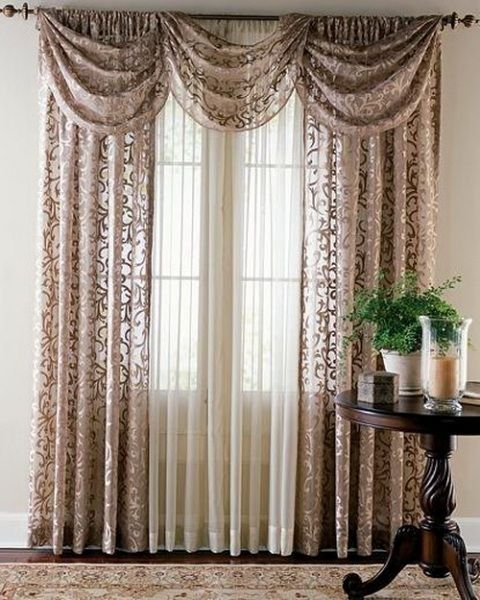 17 Best Curtain Ideas on Pinterest | Window curtains, Curtains for ...