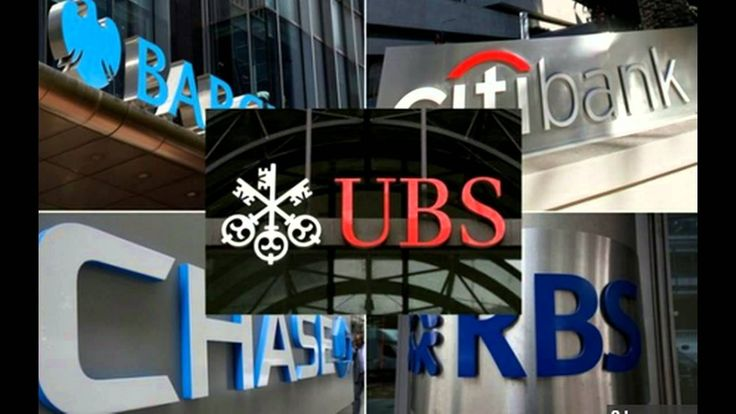 5 Big Banks Get Caught Manipulating Markets for Billions, Yet Most Americans Don't Even Care https://youtu.be/ERZfn74TXmw