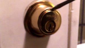 Changing Cylinder Locks On Doors