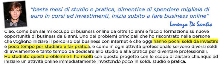 Rappresentante Virtuale: Inizia subito a fare business online.. http://goo.gl/msP2qt