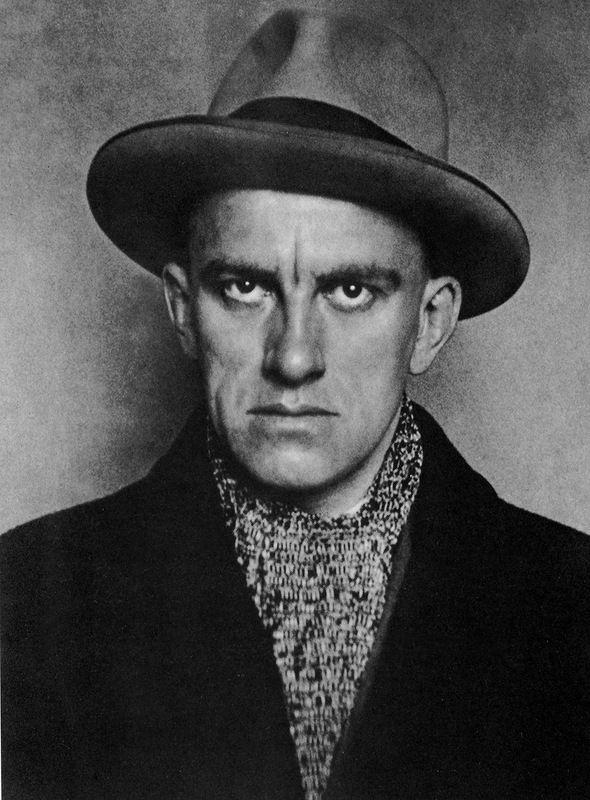 Владимир Маяковский. Поэт.