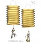 Leuk voor Oud en Nieuw! Gouden en zilveren decoratie voor een knallend out en nieuw