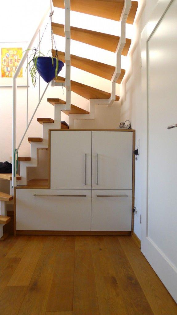 Die 25  besten ideen zu stauraum unter der treppe auf pinterest ...