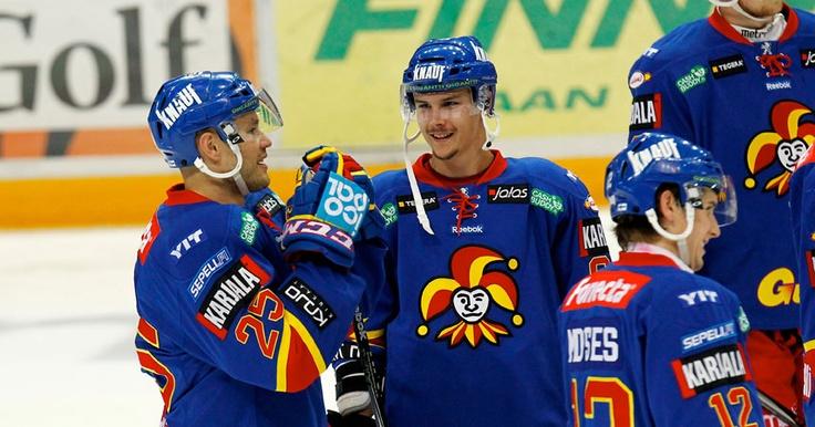 Karlsson in Finland - Jokerit