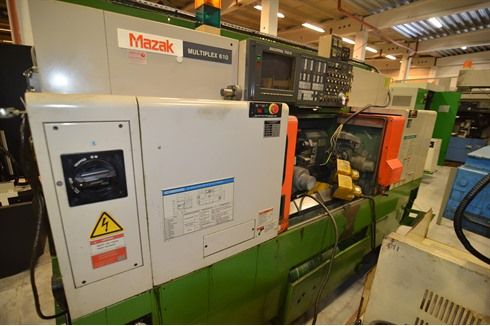 Brand: Mazak Type/Model: Multiplex 610 Stock Number: MS 46 A Year