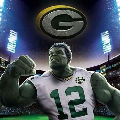 Greenbay Packers Hulk!