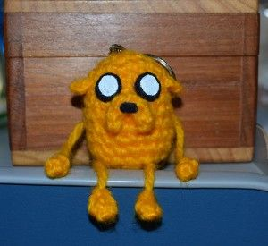 Jake the Dog from Adventure Time!