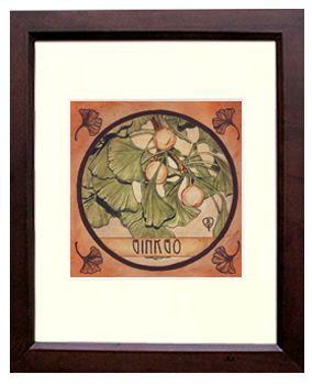 Botanic: Ginkgo - The Bungalow Craft By Julie Leidel