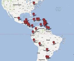OAS Country Offices in the Member States-check this out and decide if you are for it or against it.