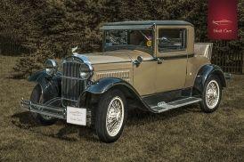 Hudson Essex Super Six Coupe