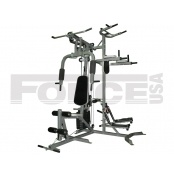 Force USA 1360 Multi Gym  This FORCE USA Multi Gym is a great piece of equipment for the whole family. If you have always thought it was too expensive to set up a gym at home, THINK AGAIN! Be confident that buying a FORCE USA  Home Gym you will get superior design features and functionality that most other models do not have.  This gym is suitable for those who want to do some exercise at home.   For more info visit: http://www.gymandfitness.com.au/force-usa-1360-multi-gym-2.html