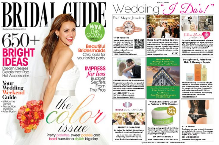 bridal guide media