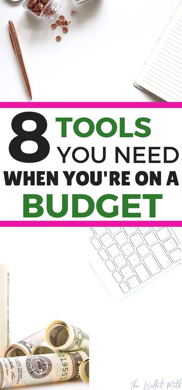 budgeting tools 2018
