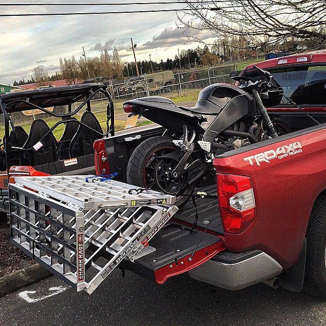 bed extender shark kage motorcycle ramp