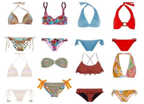 Kies de bikini die je op het lijf geschreven is