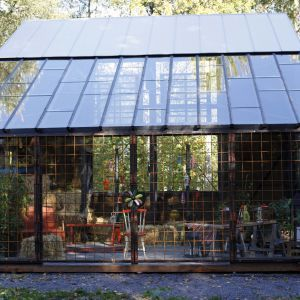 Växthuset på Strömsö