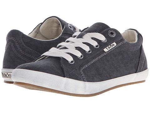Taos Footwear Star Khaki Washed Canvas - Zappos.com Free Shipping BOTH Ways