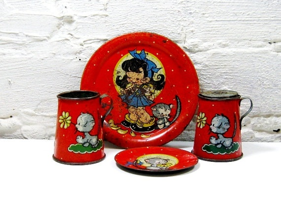 Toys From The 40s : Images about ohio art on pinterest calico cats