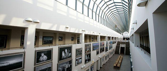 Arctic science centre Arktikum