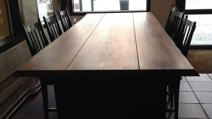 Plankbord Valnöt no.2 - Matbord - Bord - Sortiment