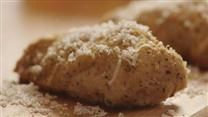Chicken is breaded with a Parmesan-paprika coating and baked until golden and crispy in this easy recipe.  This unique combination of ingredients makes a fantastic dish that all your family will love.