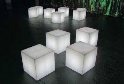 led cube Chair  http://www.justleds.co.za