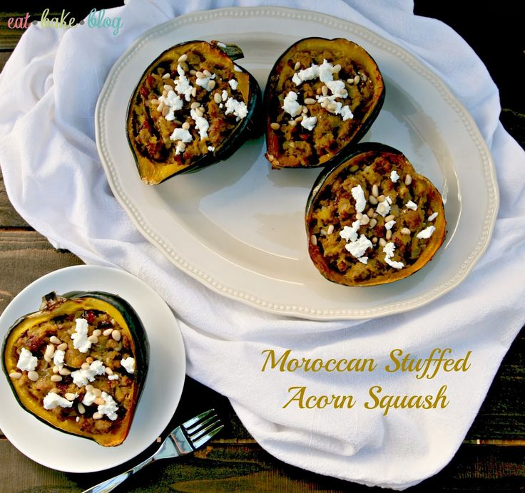 ... stuffed acorn stuffed acorn squash acorn squish squash weekly debra