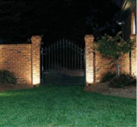 17 Best Images About Gate Column Lighting On Pinterest
