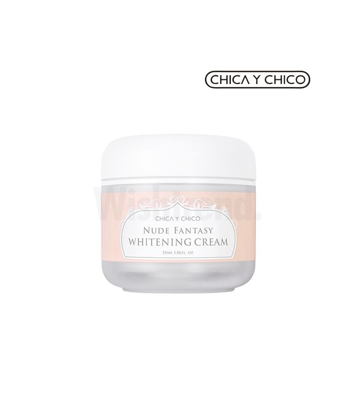 The Nude Fantasy Cream is the solution to brighten and moisturize with a natural glowing finish to give you the tone up that'll make Snow White jealous.