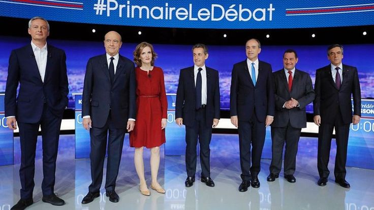 French centre-right Republican Party holds presidential primary #french #centre #right #republican #party #holds #presidential #primary
