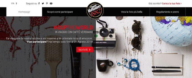 CUP THE WORLD: il concorso di Caffè Vergnano che ti porta in Kenya - http://www.chizzocute.it/cup-the-world-concorso-caffe-vergnano-ti-porta-kenya/