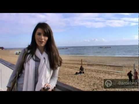 Vila Olimpica - down by the seaside