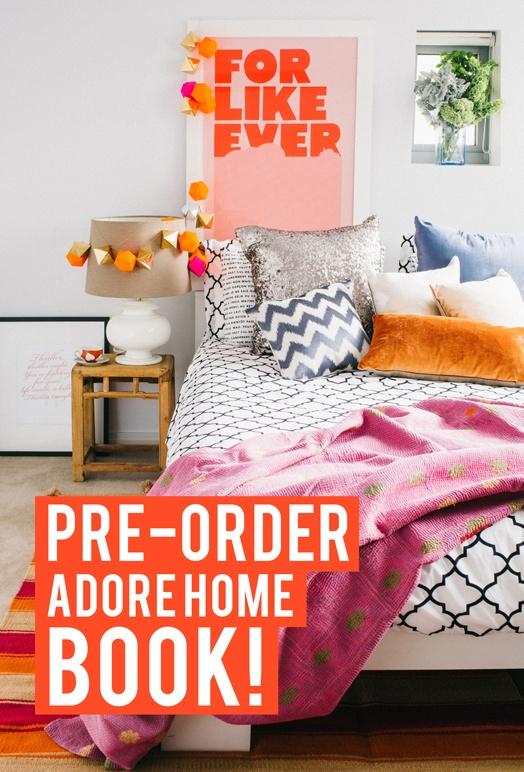 Pre-order Adore Book