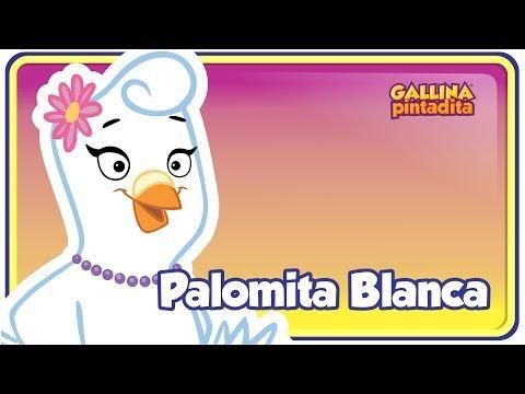 GALLINA PINTADITA 2 - Gallina Pintadita 2 - OFICIAL - Lottie Dottie Chicken en Español - YouTube