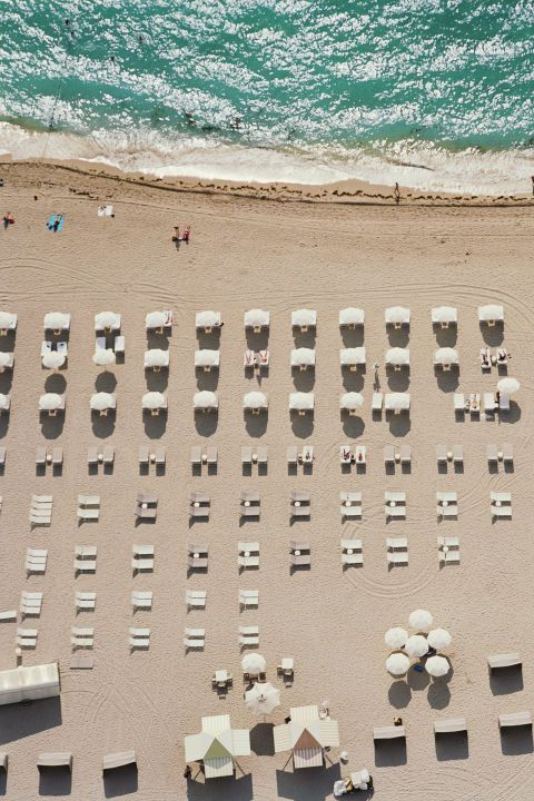 Known as much for its nightlife as it is for its white sands, South Beach in Miami is an easy weekend getaway for anyone living on the East Coast.