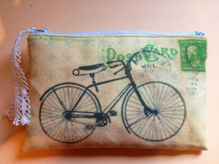 Monederos - Little Vintage Purse, customizable whims - hecho a mano por Carlalluna en DaWanda