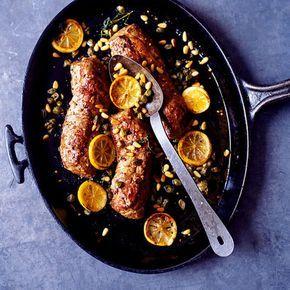 roast neck of lamb fillet - dinner one night this week!