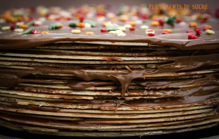Mil fulles de xocolata