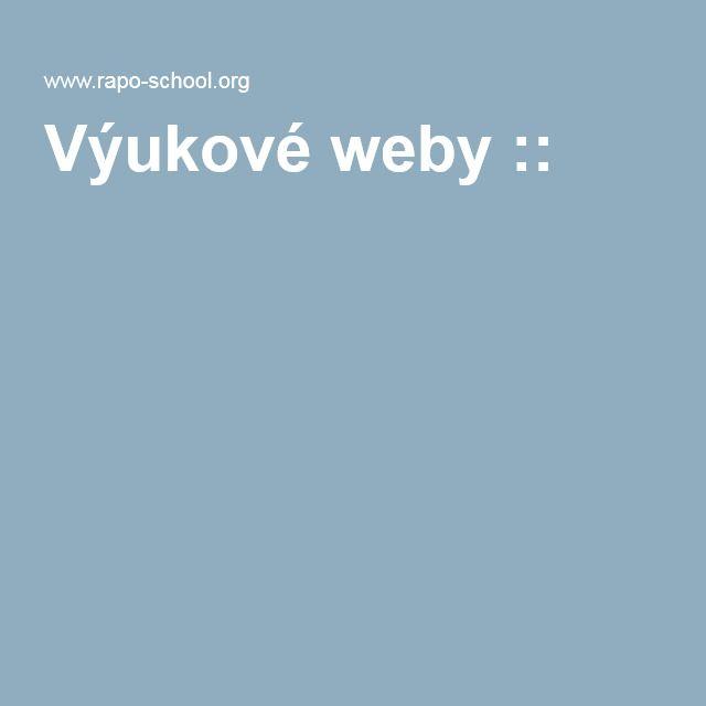 Výukové weby ::